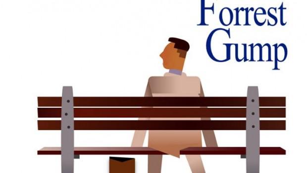 Forrest Gump by Ziv Mizrahi