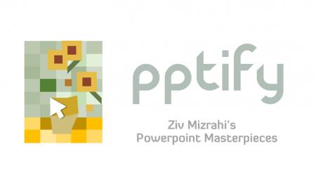 pptfy, by Ziv Mizrahi