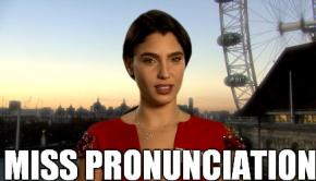 Mor Maman, Miss Pronunciation 2015. Meme by Ido Kenan