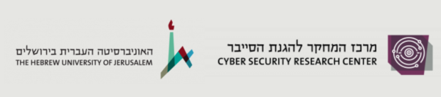 HUJI Cyber Security Research Center