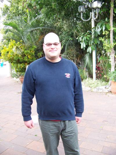 דרור קמיר, ישראלי הפעיל בוויקיפדיה הערבית. צילום: עידו קינן, cc-by-sa
