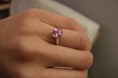 טבעת הביג\'ולד של טאמי. צילום מהבלוג של ברני, שימוש הוגן