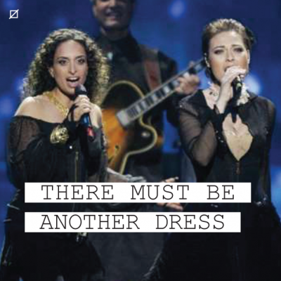 There Must Be Another Dress. איור: אטימולוגיה עממית