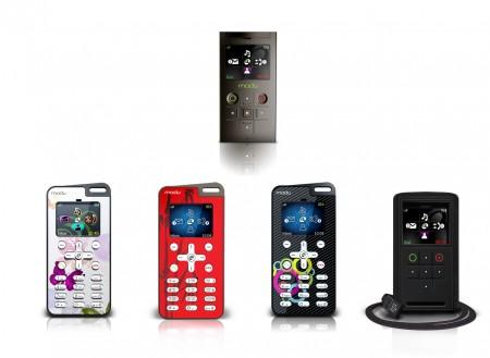טלפונים של מודו בסלקום. צילום: יחצנות מודו וסלקום