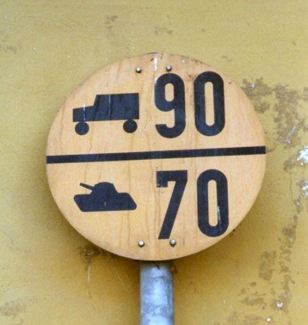 speed limit, photo by foxtongue, cc-by