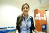 תמונה שעובדי רשות שדות התעופה צילמו באמצעות המצלמה של יוליה בורליובה, שהם לקחו ממנה בשדה התעופה בתואנה של בדיקה בטחונית