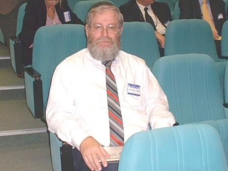 ישעיהו רוטר, מייסד אתר רוטר.נט 📷 הלמו