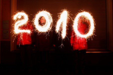 All the best for 2010, By Florian Seiffert (cc-by-nc-sa)