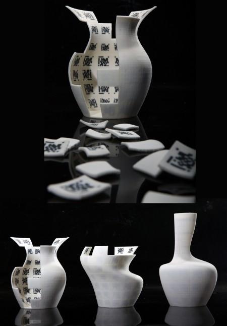 instances, יצירה של טל ארז וסטודיו דיזיינסט