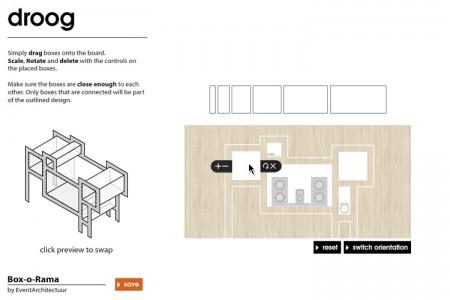 Box-o-rama, פרויקט של טל ארז ואיבנט ארכיטקטור