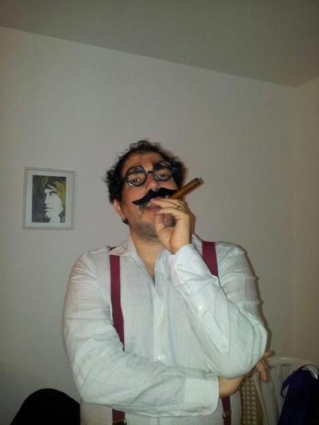 דרור ניר קסטל. צילום באדיבותו