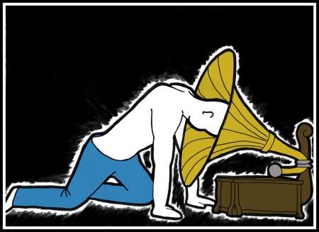 IF: Music. איור: Deditos (cc-by-nc-sa)
