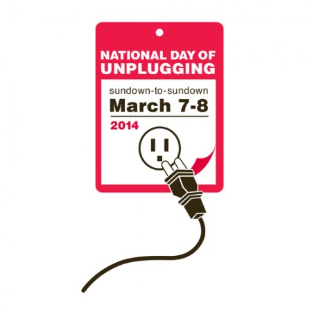 National Day of Unplugging 2014