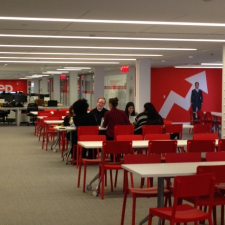 משרדי באזפיד בניו יורק. צילום: טל שניידר