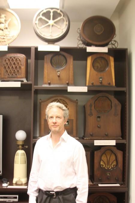 מארק פרנד. צילום: Room404.net