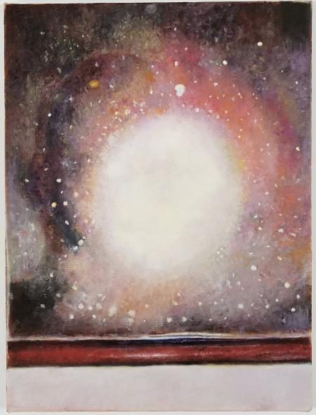 דיוקן עצמי, ציור של דורון וולף