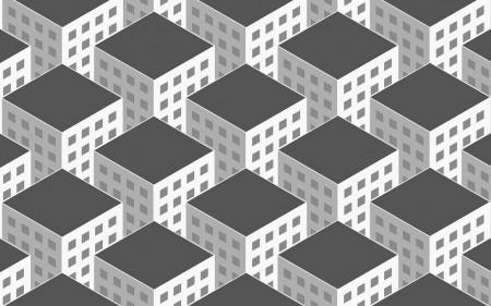 עיר. איור: Tiger Pixel (cc-by-nc-nd)