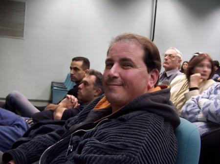 משה הלמו הלוי, 2004. צילום: עידו קינן