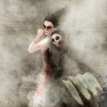 Death and the Maiden #2. תמונה: Catarina Carneiro de Sousa (cc-by-nc-sa)