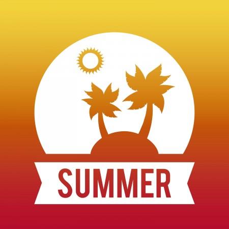 שמש בקיץ. איור: gst / Shutterstock