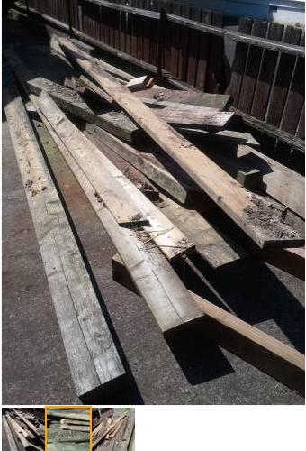 עץ למסירה ממודעה בקרייגזליסט, 6/2014