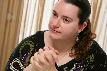הילה בניוביץ'-הופמן. צילום באדיבותה