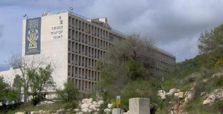 בניין המוסד לביטוח לאומי בירושלים. צילום: יעוז (נחלת הכלל)