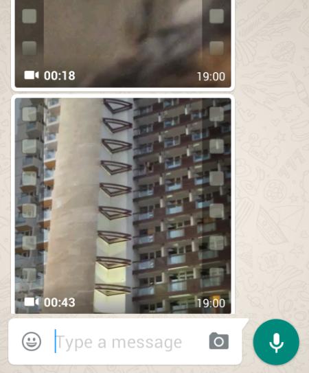 סרטונים בוואטסאפ שמתעדים את התאבדות האישה בקפיצה ממלון בתל אביב, 29.7.2015