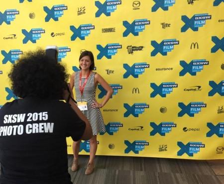 שאנון סאן-היגינסון, במאית הסרט GTFO על נשים בעולם הגיימינג. צילום: קים סאן
