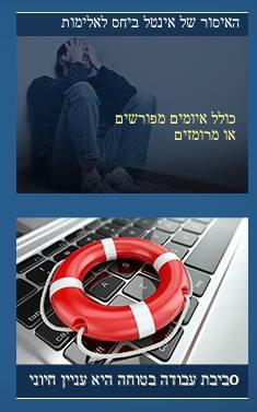 שקף מקורס קוד התנהגות של אינטל ישראל, 2015
