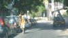 עיריית תל אביב הופכת חניה לחניית נכים וקונסת רכב שחונה במקום. צילום: ארטיום וויחנסקי