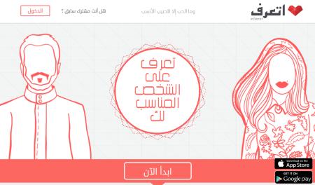 אתר אפליקציית ההכרויות לערבים ET3ARRAF