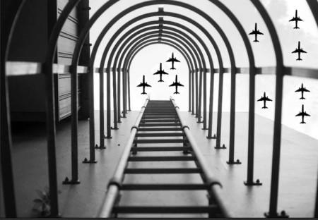 תגובות לתצלום המטוס המפוברק של יו וויי שיה. תגובה של ג'ון ריניוק