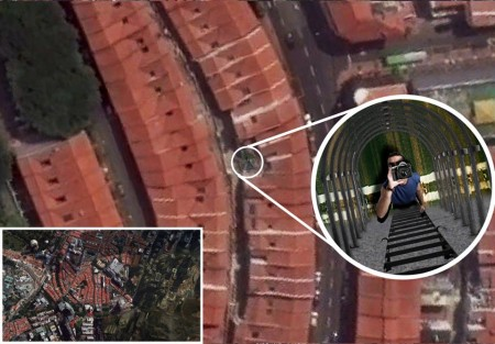 תגובות לתצלום המטוס המפוברק של יו וויי שיה. תגובה של קיקי טיי