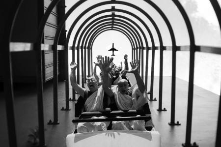 תגובות לתצלום המטוס המפוברק של יו וויי שיה. תגובה של רנדר ברנט