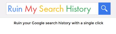 אתר ruinmysearchhistory.com
