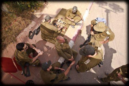 חיילי מילואים. תמונה: Yoni Lerner cc-by