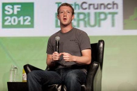 """מנכ""""ל ומייסד פייסבוק מארק זאקרברג. תמונה:JD Lasica (cc-by-nc)"""