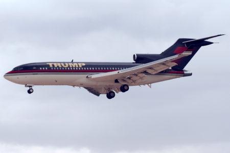 בואינג 727 דונלד טראמפ. תמונה: Andrew E. Cohen (cc-by-nc-nd)