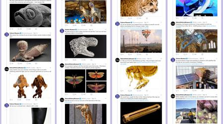 המריבה בטוויטר בין מוזיאון המדע לונדון לבין מוזיאון ההיסטוריה של הטבע לונדון