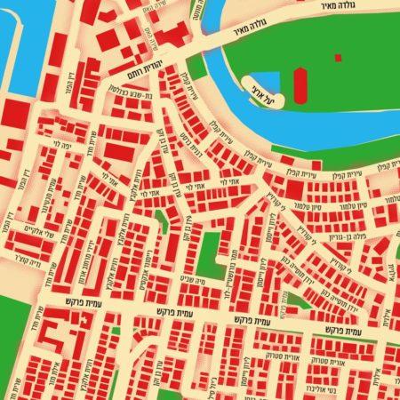 שמות נשים לרחובות תל אביב 📷 מושון זר-אביב
