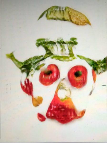 דיוקן ירקות 📷 איל גרוס וערן הדס