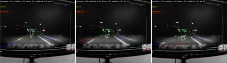 מערכת מובילאיי רצה על סרטון התאונה הקטלנית של אובר 📸 מובילאיי